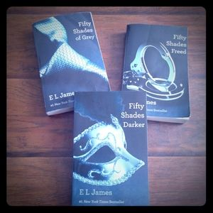 Fifty Shades Of Grey- complete series-